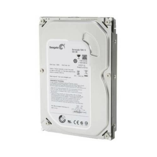 SEAGATE ST500DM002 Barracuda 7200.12 500GB 7200 RPM 16MB cache SATA 6.0Gb/s 3.5 hard disk interno (Bare Drive) (Ricondizionato)