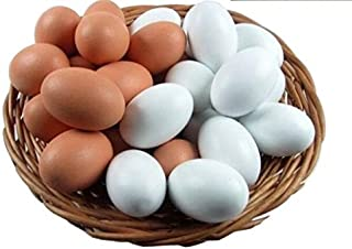 artificial decorative eggs