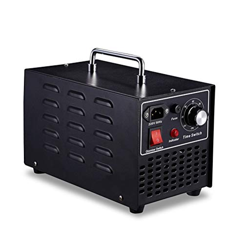 Blue98 Purificador de Aire Profesional O3 del generador del ozono para el Coche, hogar, Hotel (10000mg/h)