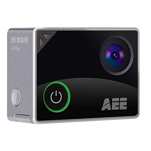 AEE S91B 4K Underwater Photography Action Camera with Touch Screen, 16MP Underwater 40M Waterproof Photography Camcorders 1.8 inch for Sport or Travel Video