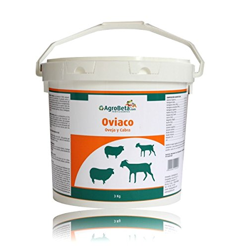 OVIACO Agrobeta 2 kg. Abono Ecologico de Oveja y Cabra