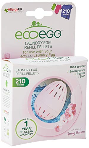 Ecoegg Nachfüll-Pellets, Spring Blossom, 210 Washes