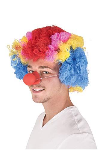 P'tit Clown 30320 -Naso Musicale da Clown, Rosso