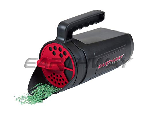 Check Out This EarthShaker Hand Spreader Spot Seeder