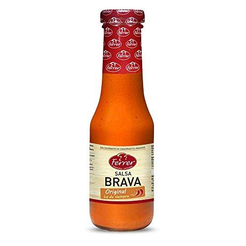 Salsa Brava Ferrer 300g - spanische Gewürzsoße