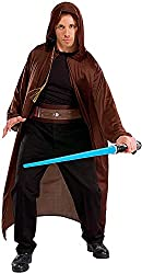 Rubie's Official Star Wars Jedi with Light Saber Adult Costume