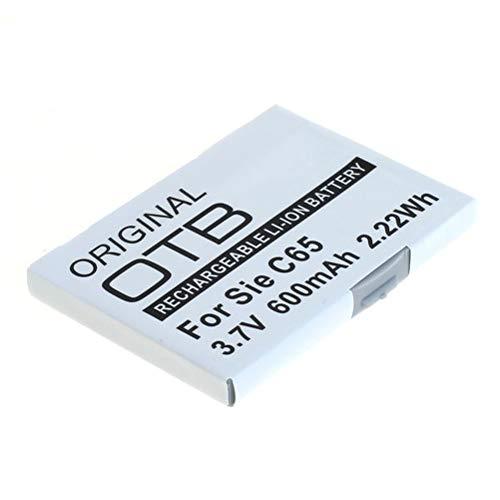 Mobilfunk Krause - Akku für Siemens CF62 600mAh Li-Ionen