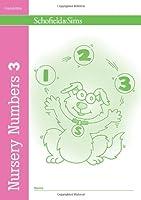 Nursery Numbers Book 3