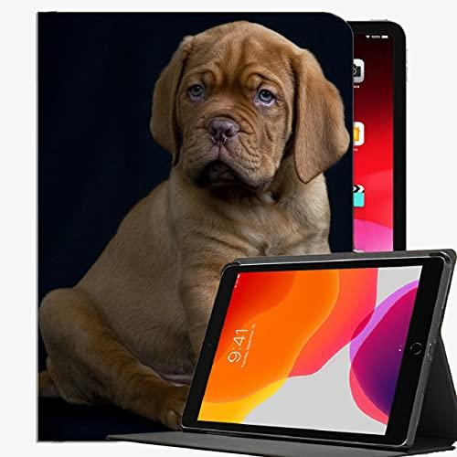 para iPad Air1 9.7 Pulgadas Cubierta de la Caja, Caja Delgada de la Caja Delgada del Fondo del Perro del Perrito del Perrito para iPad Air 9.7 Pulgada