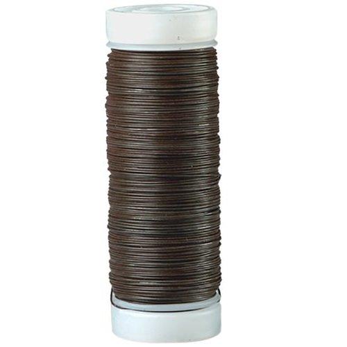 Efco 22 246 81 Fil d'aluminium pour Fleuriste, Marron