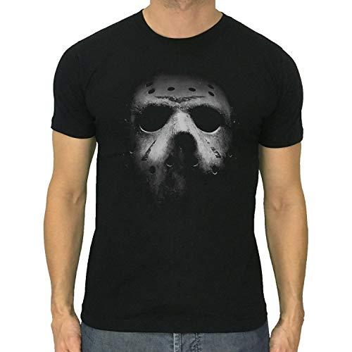 Jason Voorhees t-Shirt Mask New Men Black or Dark Grey Shirt S to 4XL Horror