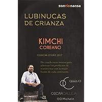 Conserva Gourmet de Lubina de crianza ecológica en salsa Kimchi coreana, Envasado en Santoña, Receta Dos Estrellas Michelin - 133  gr