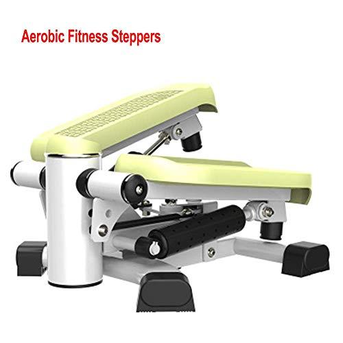 WYJW Fitnessapparaat, stepper voor thuis, mute-machine voor gewichtsverlies, kleine scheidingswanden, fitnessapparaat, multifunctioneel