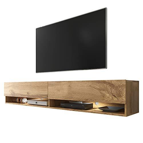 meuble tv mural cdiscount