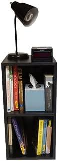 DormCo The College Cube - Nightstand - Black Color