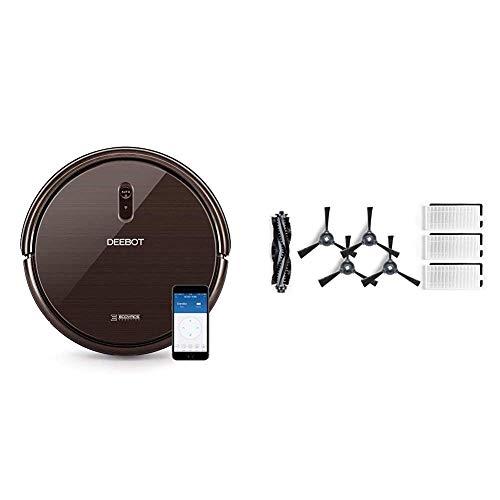 Ecovacs Deebot N79S - Robot Aspirador navegación aleatoria, Control por App y Alexa,...