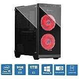 MAXCOREPC PUBG MT58112 Desktop PC (Intel Core i5-2400 2.5 (OverClock 3.1Ghz) Ghz, 8GB
