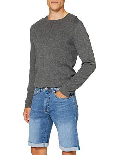 Pierre Cardin Herren Futureflex Strech Denim Lyon Shorts, Blau (Blau 17), W(Herstellergröße: 34)