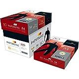 Paperline Premium Druckerpapier, DIN A4 80 g/m, 5x500 Blatt, Hochwertiges Multifunktionspapier in...