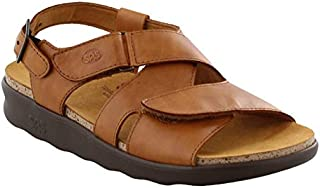 SAS Womens Huggy Open Toe Casual Strappy Sandals
