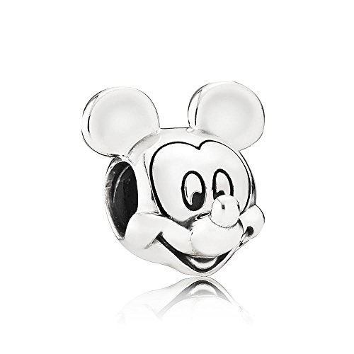 Pandora Disney Mickey Portrait Sterling Silber 791586