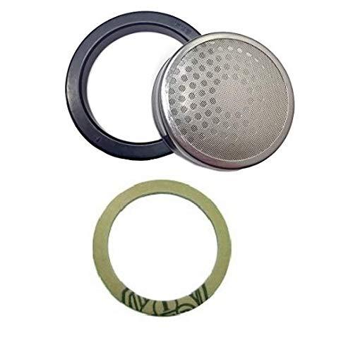 FUTURMAT Kit de reparación mantenimiento ducha junta y suplemento cafeteras exprés