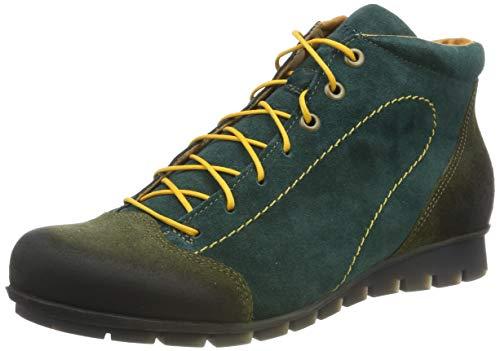 Think! Damen Menscha_585079 Desert Boots, Mehrfarbig (Forest/Kombi 58), 41.5 EU