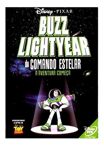 DVD Buzz Lightyear