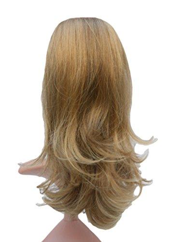 VANESSA GREY Queue de Cheval Ponytail Toutes les couleurs disponibles, L'extension De Cheveux Extra Longue Et Volumineuse Postiche 80 Blonds Miel