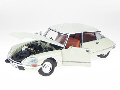 Citroen DS 23 Pallas 1973 elfenbein Modellauto 181582 Norev 1:18
