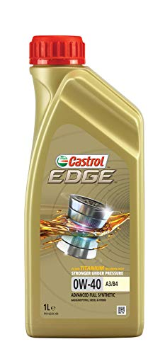Castrol EDGE 0W-40 A3/B4 Engine Oil 1L