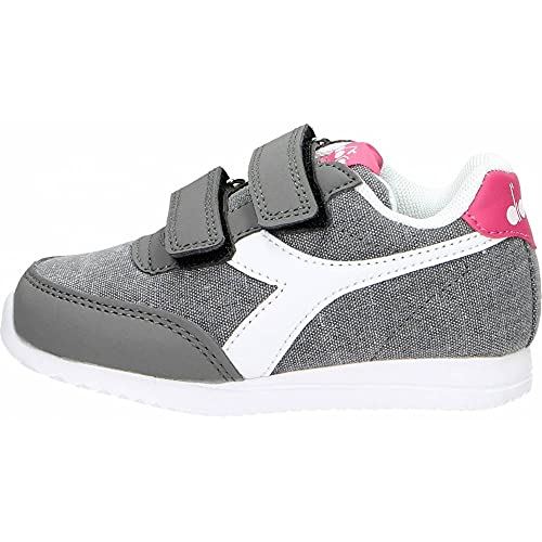 Diadora - Sneakers Jog Light TD per Bambino e Bambina (EU 23)