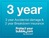 Protect your bubble.com by Assurant 3 year Accidental Damage & 2 year Breakdown insurance for a SMALL KITCHEN APPLIANCE purchased from £10 to £19.99