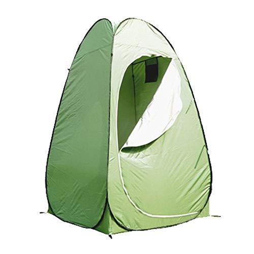 キャンプ用品 屋外シングルテント、バス/ドレッシング/トイレ、防水折りたたみオーニングポータブルキャンプ用品 持ち運びが容易