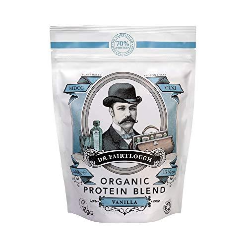 Plant Based Protein Powder Blend | Vanilla | 500g | 18g Protein