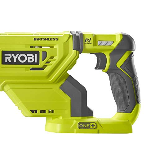 RYOBI 18-Volt ONE+ Cordless Brushless Reciprocating Saw P518 (Bare Tool) (No-Retail Packaging, Bulk Packaged)