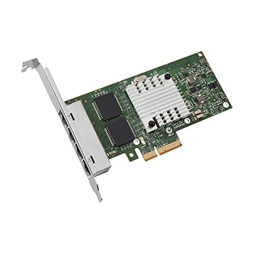 Intel Ethernet Server Adapter I340-T4 1Gbps...