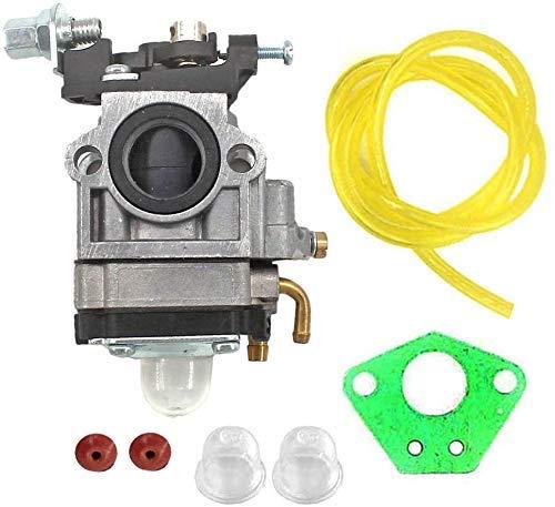 JIANMIN Carburateur Accessoires Carburateur pour Multi Outils 43cc 52cc 49cc 55cc 58cc 62cc 65cc 68cc Débroussailleuse Pièces et accessoires