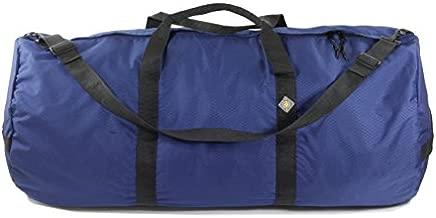 Northstar Sports 1050 HD Tuff Cloth Diamond Ripstop Series Gear and Duffle Bag, 18 x 42-Inch, Pacific Blue