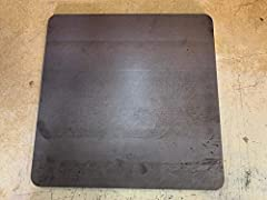 "A36 Steel 1/4 Thick .25"" Thick Laser Cut"