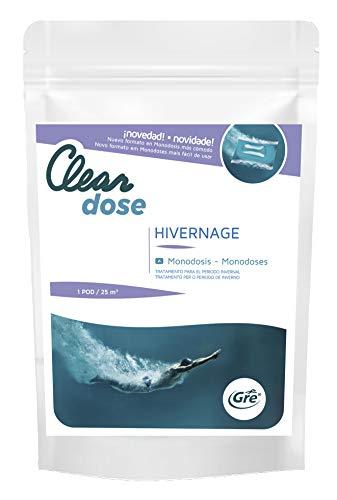 Gre PWINTCE - Clear Dose Invernador en monodosis, 350 g, granulado