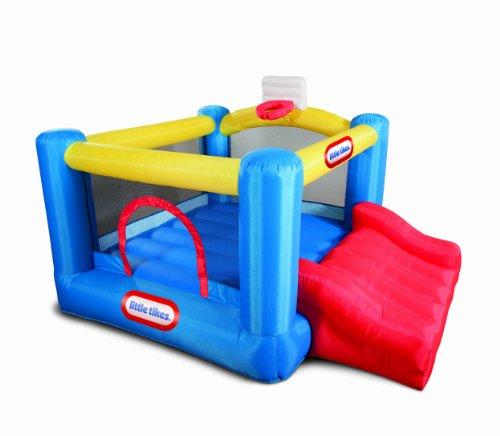 Little Tikes Junior Sports 'n Slide Bouncer Multi