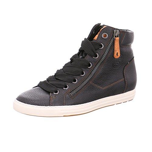 Paul Green Damen 1230351 Hohe Sneaker, Braun (Cuoio), 36 EU