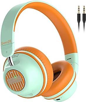 OneOdio SuperEQ S2 Bluetooth Active Noise Cancelling Headphones