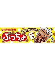 UHA味覚糖 ぷっちょスティック 黒糖タピオカミルクティー 10粒 ×10本