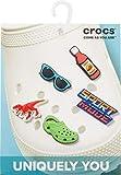 Zoom IMG-1 crocs decorazione scarpe 5 pezzi
