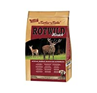Markus Mühle Red Deer Venison 15kg is a cold-pressed premium dry dog food Cold-pressing as a gentle production method Dried Red Deer venison valuable and alternative protein source, which is highly accepted and easy to digest Gluten-free exclusively ...