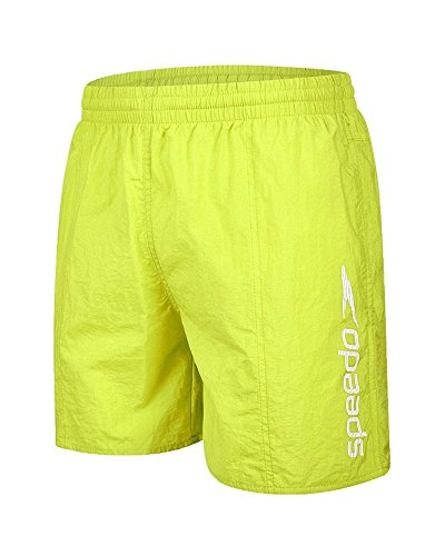 Speedo Scope 16 Wsht Am Boxer Mare, Giallo (Lime Punch), XL