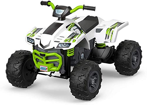 Power Wheels Racing ATV - Great ATV from Power Wheels