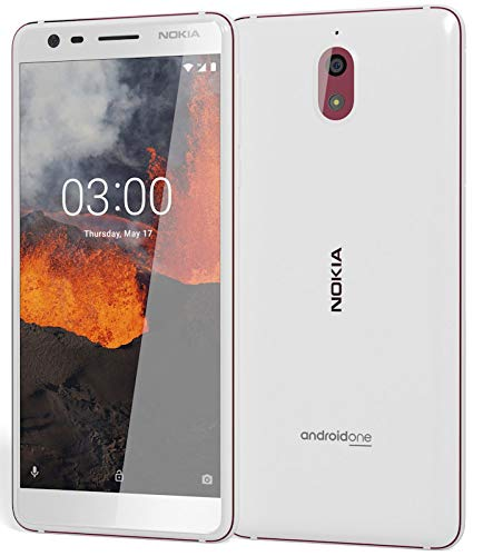 Nokia 3.1 4G LTE Dual Sim Factory Unlocked 16GB 2GB RAM Android 9 Octa Core